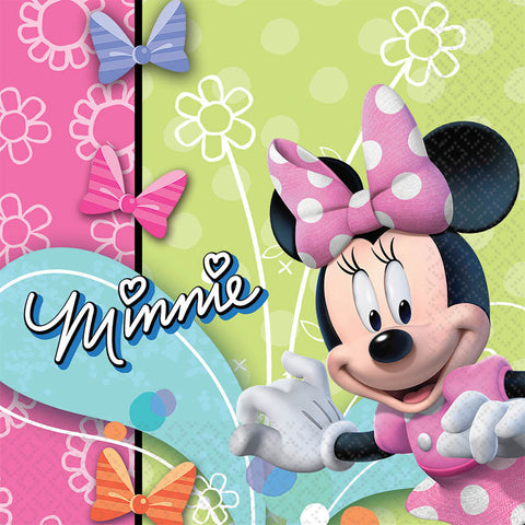 Disney Minnie Luncheon Napkins 16ct.