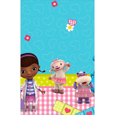 Disney Doc McStuffins Table Cover