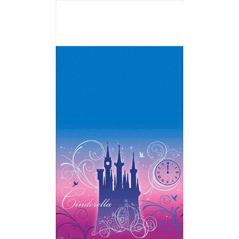 Disney Cinderella Plastic Table Cover