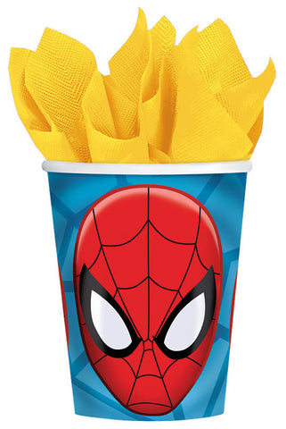Spider-Man 9 oz. Cups 8ct.