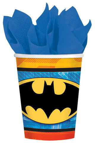 Batman 9 oz. Cups 8ct.