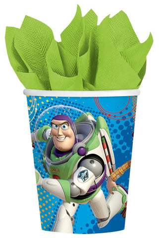 Disney Toy Story Power Up Cup, 9 oz. 8ct.