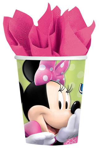 Disney Minnie Cups, 9oz 8ct.