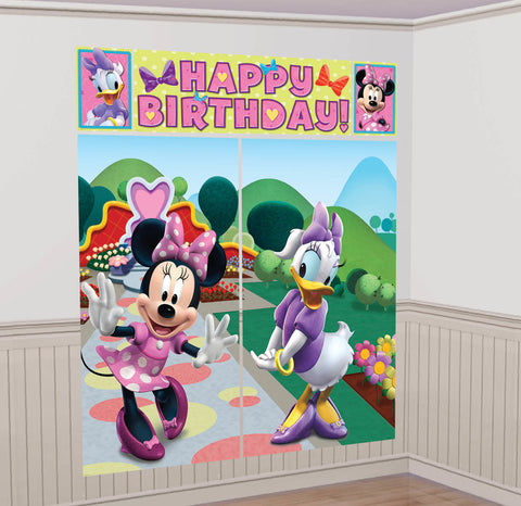 Disney Minnie Mouse Scene Setters
