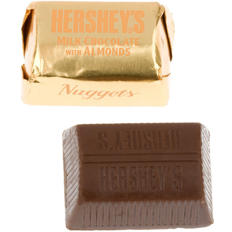 Hershey's Chocolate Nugget w/ Almond
