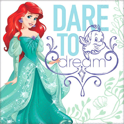 Ariel Dream Big Luncheon Napkins 16ct.