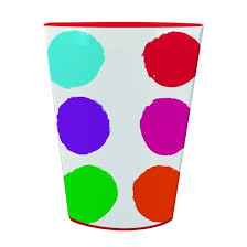 Art Party 16 Oz Plastic Keepsake Cup