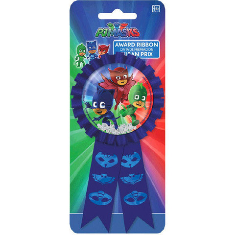 PJ Masks Confetti Pouch Award Ribbon