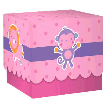 Baby Girl Shower Boxes 24ct.