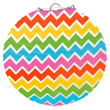 Multi Color Paper Lantern