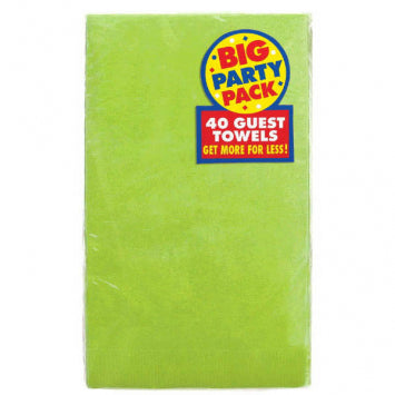 Kiwi Big Party Pack 2-Ply Guest Towels 40ct.
