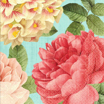 Blissful Blooms Luncheon Napkins 36ct.