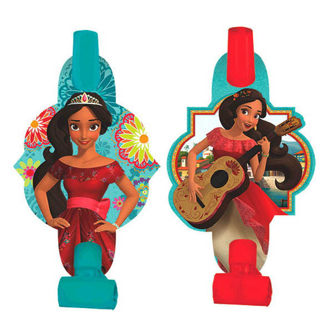 Elena of Avalor Blowouts 8ct.