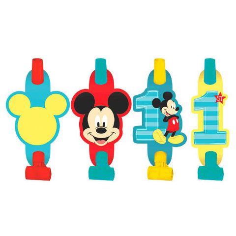 Mickey's Fun To Be One Blowouts 8ct.