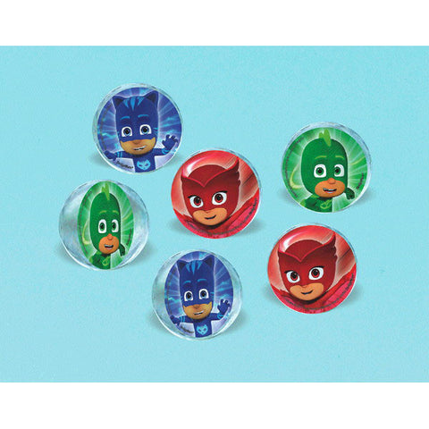 PJ Masks Bounce Balls Favors 6ct.