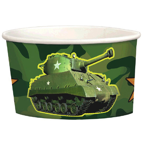 Camouflage Treat Cups 8ct.