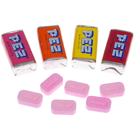 PEZ Candy Mini Roll