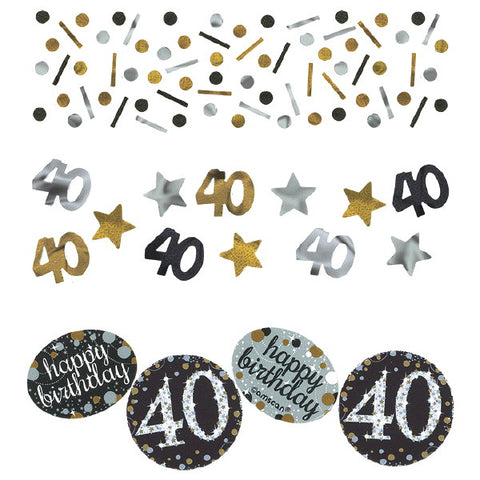 Sparkling Celebration 40 Confetti