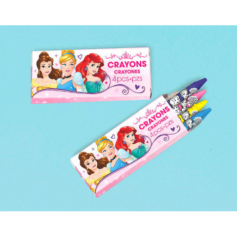 Princess Dream Big Crayons 12ct.