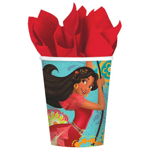 Elena of Avalor Cups, 9 oz. 8ct.