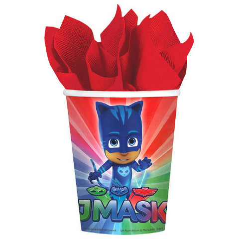 PJ Masks Cups, 9 oz. 8ct.