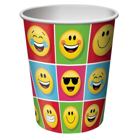 Show Your Emojions 9oz. Cup 8ct.