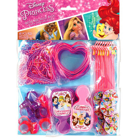 Princess Dream Big Mega Mix Value Pack 48pc.