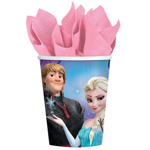 Frozen Magic Cups, 9 oz. 8ct.