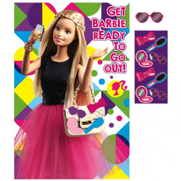 Barbie Sparkle Party Game