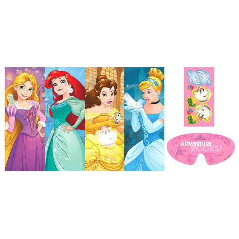 Princess Dream Big Party Game