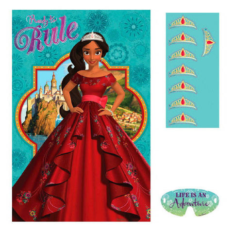 Elena of Avalor Party Game
