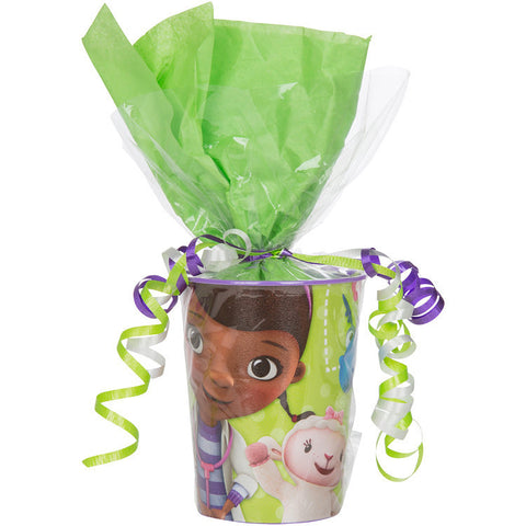 Doc McStuffins Custom Goodie Bag