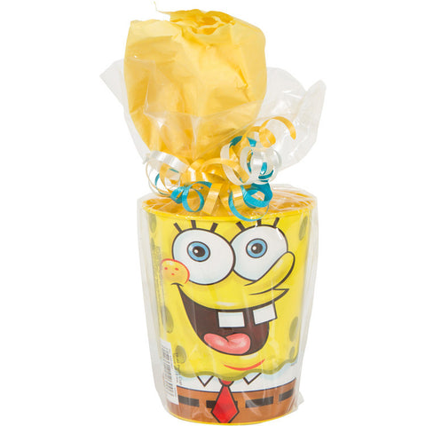 Spongebob Squarepants Custom Goodie Bag