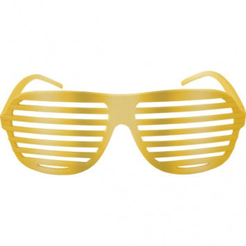 Gold Slot Glasses
