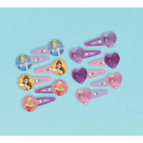 Princess Dream Big Hair Clips 12ct.