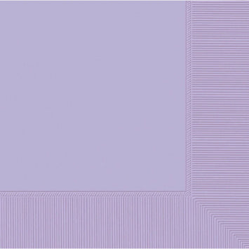 Lavender 3-Ply Dinner Napkins 20ct.