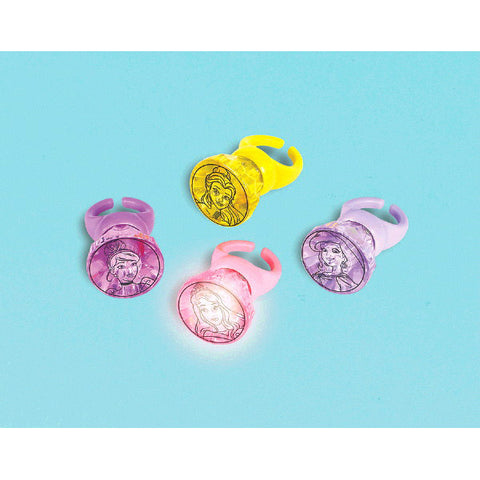 Princess Dream Big Light Up Rings 4ct.