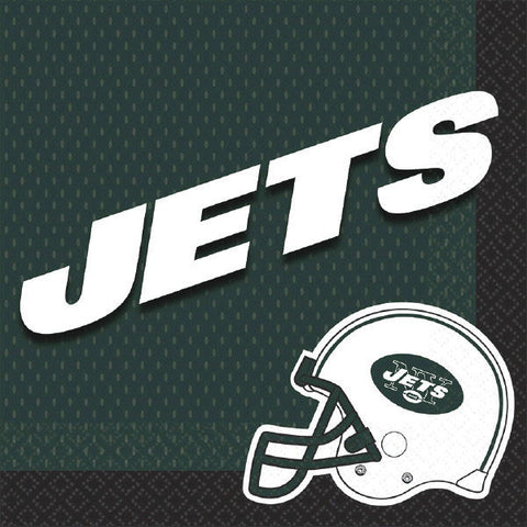 New York Jets Luncheon Napkins 16ct.
