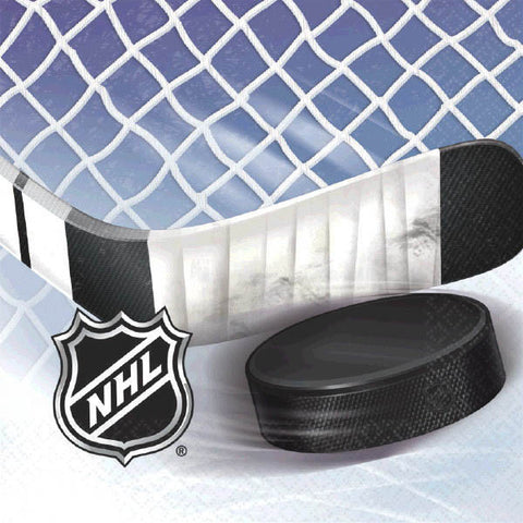 NHL Ice Time! Luncheon Napkins 16ct.