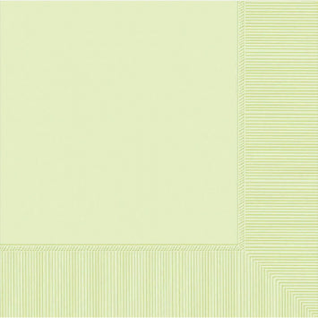 Leaf Green 3-Ply Luncheon Napkins 50ct.