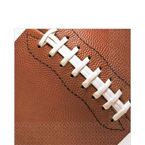 Football Fan Lunch Napkins 16ct.