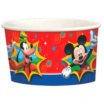 Disney Mickey Mouse Treat Cups 8ct.