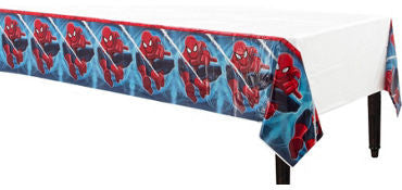 Spider-Man Plastic Table Cover