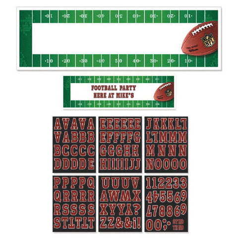 NFL Drive Giant Customizable Banner