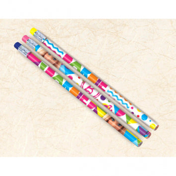 Barbie Sparkle Pencil Favors 12ct.