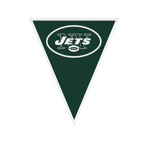 New York Jets Pennant Banner