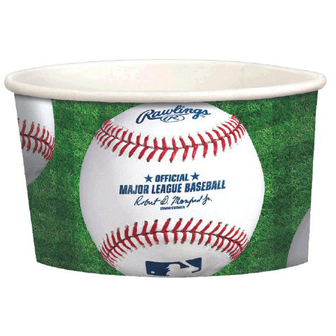 Rawlings Baseball Treat Cups 8ct.