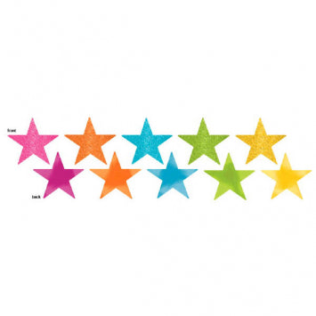 Multi Color Small Star Cutouts 5ct.