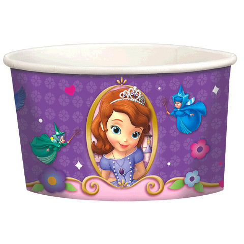 Sofia the First Treat Cups 8ct.
