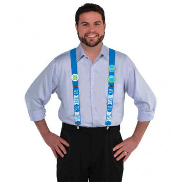 Dad to Be Suspenders